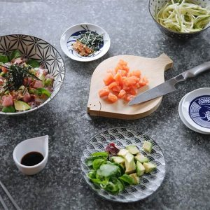 Matcha and Poké Heaven as Tombo Fitzrovia Opens