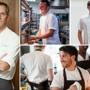 Top Chefs Collaborate at Angler