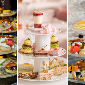 7 of The Best New Afternoon Teas