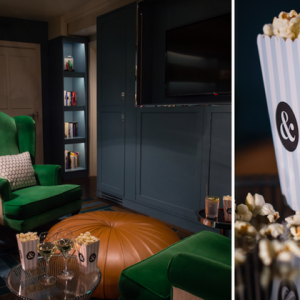 The Ampersand's Private Cinema