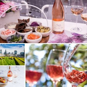 Think Pink: A Month of Rosé