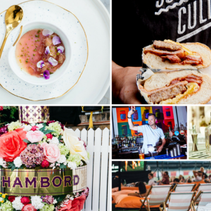 21 of the Best July Pop Ups and Supper Clubs