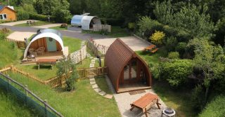 Stonehenge Campsite and Glamping Pods