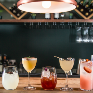 Cocktail Masterclasses at Company Below