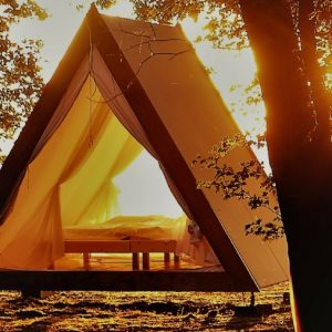 11 of The Best Glamping Spots in the UK