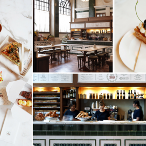 Café Sou: The Ned's Parisian Cafe