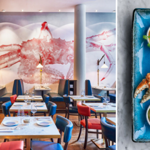 Fancy Crab Opens in Marylebone