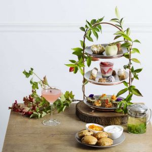 Farmacy's Plant-Based Afternoon Tea