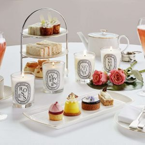 diptyque Launch an Afternoon Tea