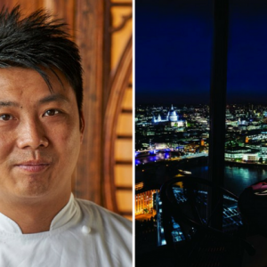 Hutong's New Head Chef