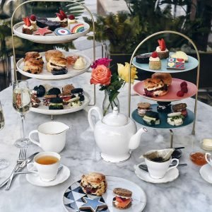 New Bottomless Afternoon Tea