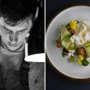 The Frog by Adam Handling Opens
