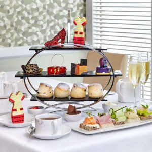 Confessions of a Fashionista Afternoon Tea at London Hilton Park Lane