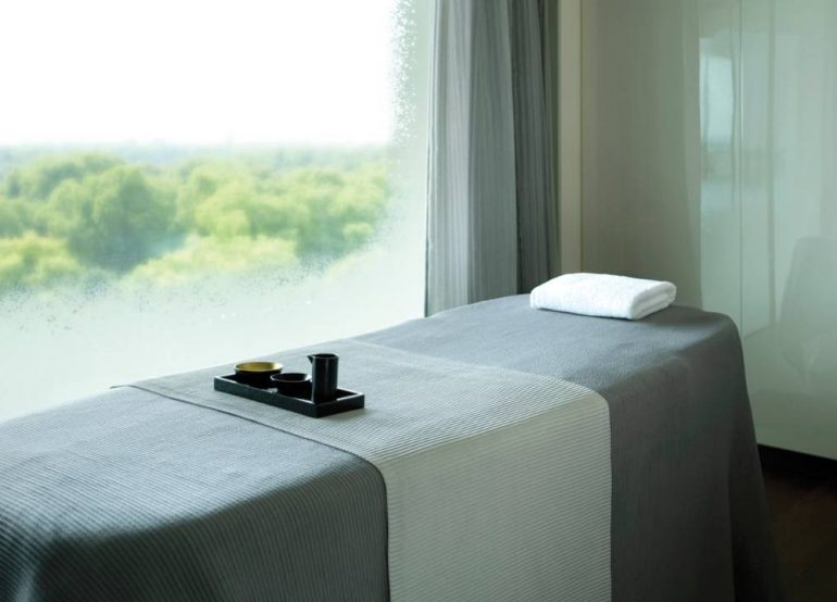 The Omorovicza Spa Treatment at Four Seasons Hotel at Park Lane