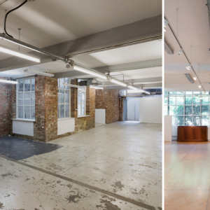 Old Street Showrooms: Exclusive New Events Space