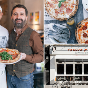 Franco Manca's New Menu