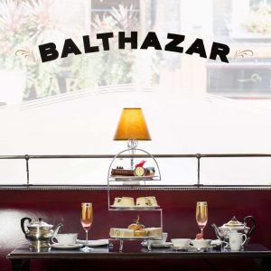 We Review Balthazar's High Five Afternoon Tea