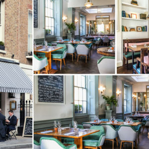 New Look at Belgravia's Favourite, The Alfred Tennyson
