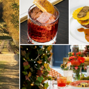 18 Awesome Pop- Ups and Supper Clubs in October