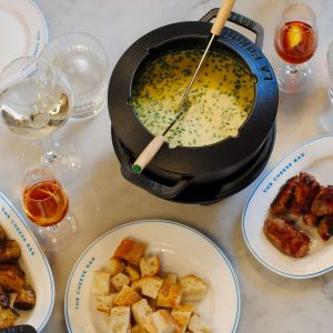 Cheese Connoisseurs, The Cheese Bar, Launch Fondue Thursdays