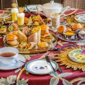 Jasmine Indian Afternoon Tea at Taj 51 Buckingham Gate