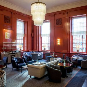 The Coral Room Opens at The Bloomsbury