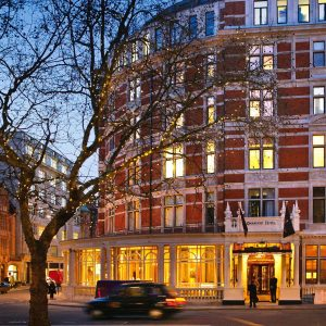 We Review: The Connaught Hotel