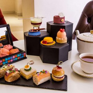 We Review: Tea at Four Seasons Hotel London at Ten Trinity Square