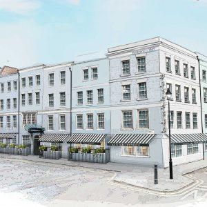 Soho House Reopens Kettner's Townhouse