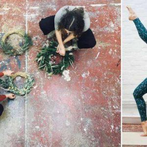 Yoga and Floristry Workshop