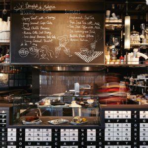 Greyhound Cafe Lands in London