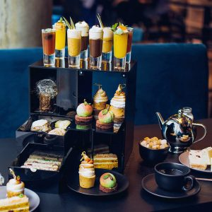 Cakes and Cocktails at The Perception at W London