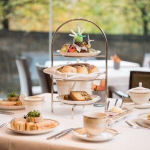We Review: Royal Garden Hotel's Cirque du Soleil Afternoon Tea