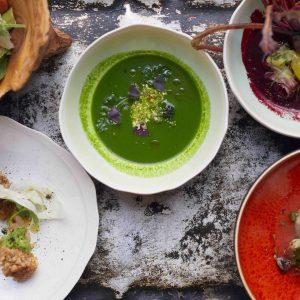 We Review: Texture's Vegan Tasting Menu