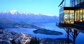 Stratosfare, New Zealand