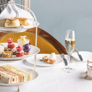 We Review: The Hamilton Inspired Afternoon Tea at The Lanesborough