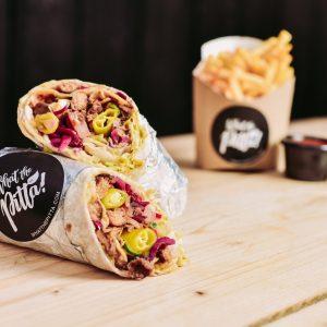 Vegan Kebab Restaurant Opens in Camden