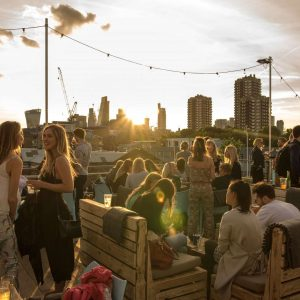 Skylight at Tobacco Dock Returns for Summer