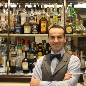 The Handbook Meets: Marylebone's King of Cocktails