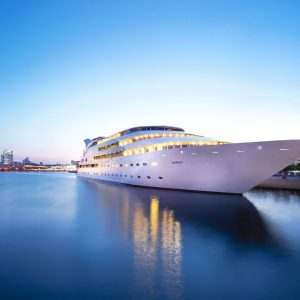 All Aboard The Superyacht Cinema