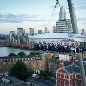 London in the Sky Returns