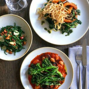 We Review: Arthur Hooper's Vegan Menu