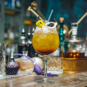 Vijay's Lounge: Fitzrovia's New Speakeasy Bar