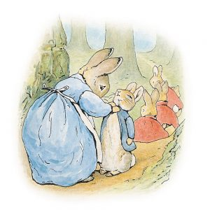 A Peter Rabbit Afternoon Tea In Mayfair