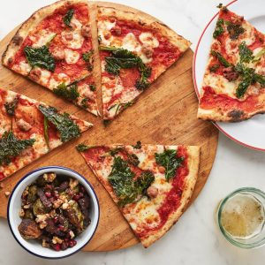Bottomless Pizza at Gordon Ramsay's New Restaurant