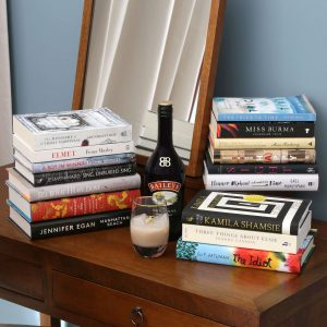 The Pop-Up Dedicated to Reading…and Baileys