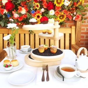 World Famous Baker Launches Afternoon Tea