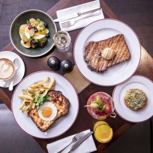 New Bottomless French Brunch