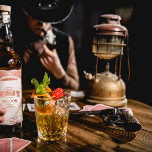 Moonshine Saloon: The Immersive Bar Which Takes You to the Wild West