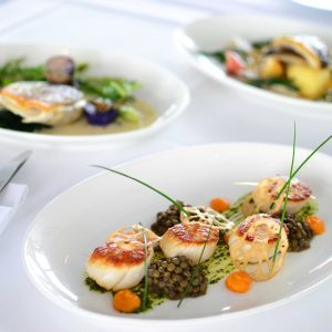 We Review: OXO Tower Restaurant's New Spring Menu